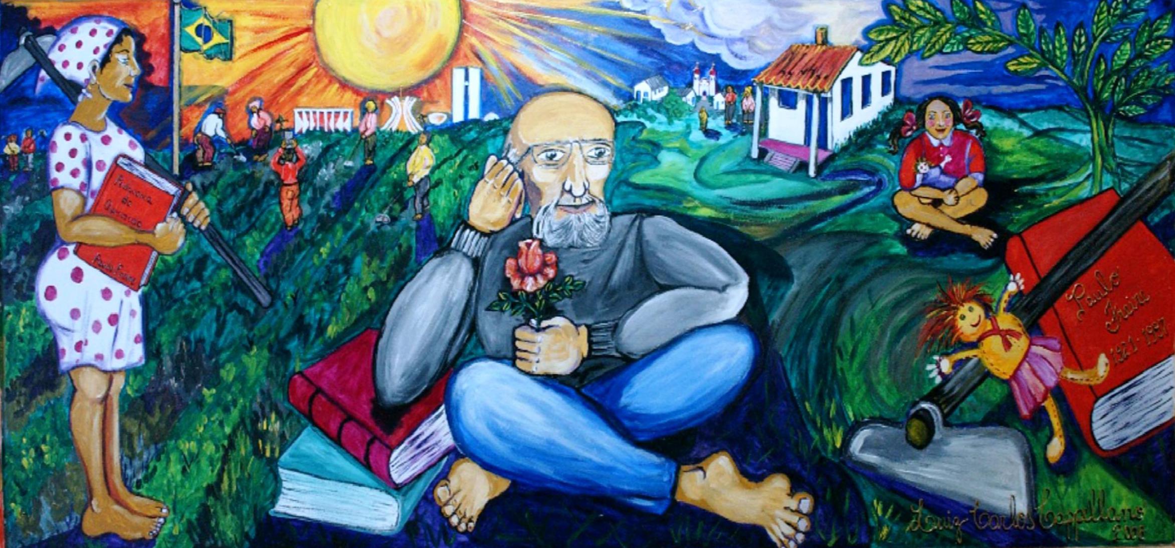 Freire bunt